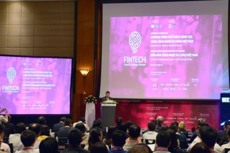 Tạo thuận lợi cho các doanh nghiệp công nghệ tài chính phát triển