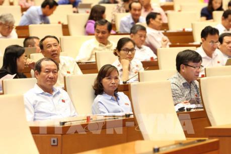 Hôm nay Quốc hội thảo luận dự án Luật Phòng, chống tham nhũng (sửa đổi)