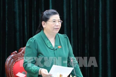Đoàn kiểm tra Bộ Chính trị triển khai Quyết định kiểm tra Ban Thường vụ Tỉnh ủy Ninh Bình