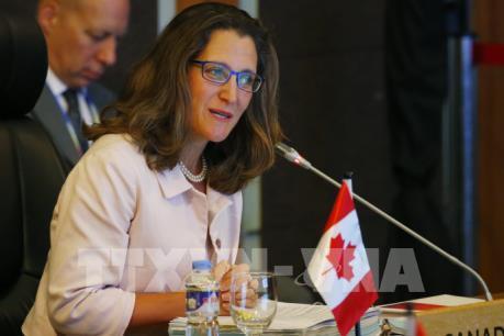 """Canada cảnh báo sẵn sàng """"trả đũa"""" thương mại Mỹ"""