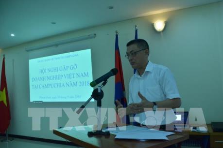 Tạo điều kiện hơn cho doanh nghiệp Việt Nam đầu tư, kinh doanh tại Campuchia