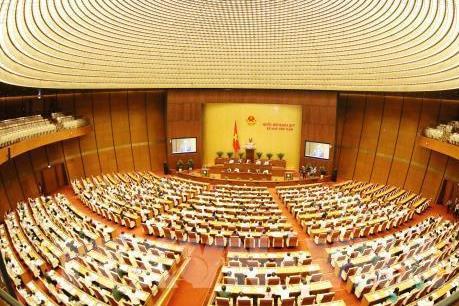 Quốc hội thảo luận về một số điều của các Luật liên quan đến Luật Quy hoạch