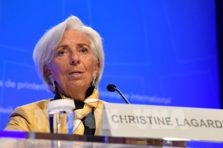 IMF hối thúc Mỹ và các nước hợp tác giải quyết bất đồng thương mại