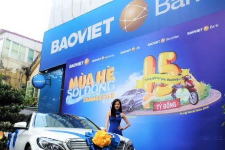 Bảo Việt tri ân khách hàng 15 tỷ đồng