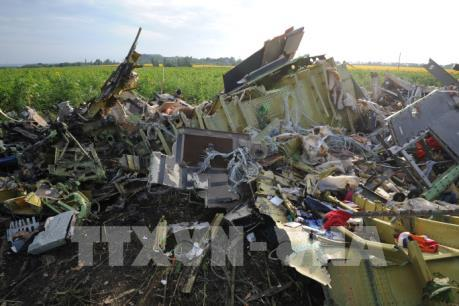 Truy tố 4 nghi can trong vụ rơi máy bay MH17