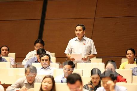 Kỳ họp thứ 5, Quốc hội khóa XIV: Sửa 13 luật để đồng bộ với Luật Quy hoạch