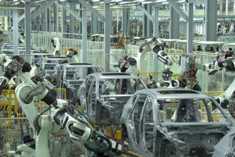 Dự báo thị trường chất bán dẫn sử dụng trong ôtô bùng nổ