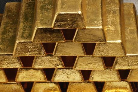 Thị trường vàng bình lặng bất chấp bất ổn chính trị
