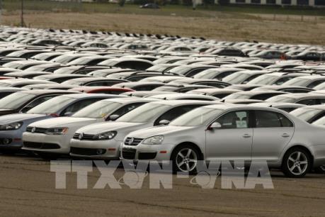 Các hãng sản xuất ô tô Đức phản ứng trước quyết định thuế mới của Mỹ