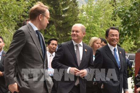 Mỹ bị cô lập tại hội nghị bộ trưởng tài chính G7