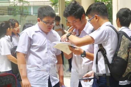 Kỳ thi lớp 10 tại Tp Hồ Chí Minh: Đề Toán đòi hỏi thí sinh phải có tư duy tốt