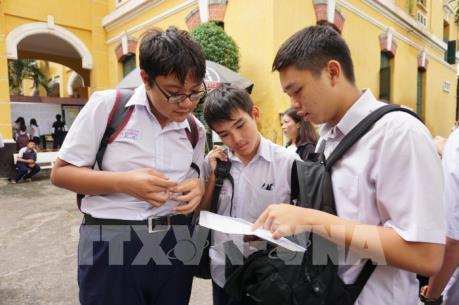 Hà Nội công bố đề thi tham khảo vào lớp 10 năm học 2019 - 2020