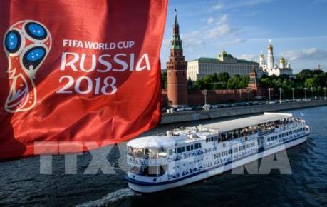 Nga miễn thị thực cho cổ động viên xem vòng chung kết World Cup 2018