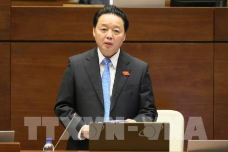 Chất vấn hai Bộ trưởng: Tài nguyên và Môi trường, Lao động- Thương binh và Xã hội