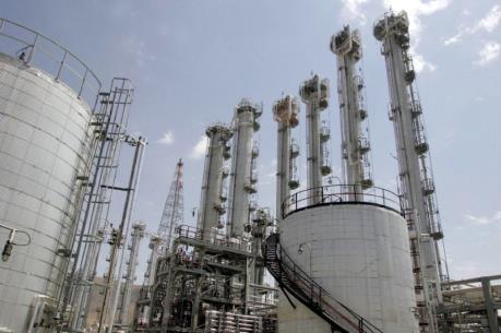 Iran sẵn sàng nâng cấp năng lực làm giàu uranium