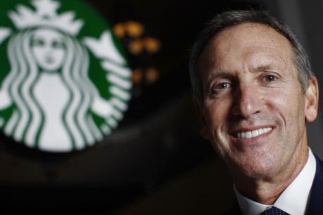 Những đồn đoán ông chủ đế chế Starbucks tranh cử tổng thống Mỹ