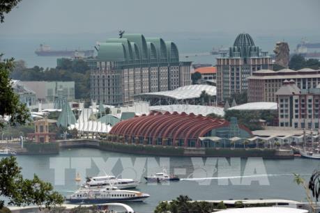 """Singapore mở rộng """"khu vực sự kiện đặc biệt"""" cho hội nghị thượng đỉnh Mỹ-Triều Tiên"""