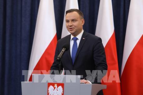 Ba Lan khởi xướng dự án tăng cường kết nối hạ tầng Trung-Đông Âu
