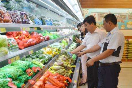 Bộ Công Thương triển khai hậu kiểm về an toàn thực phẩm
