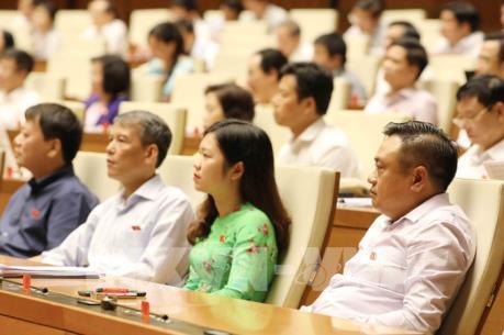 Cho ý kiến 2 dự thảo Luật và dự kiến Chương trình giám sát của Quốc hội năm 2019