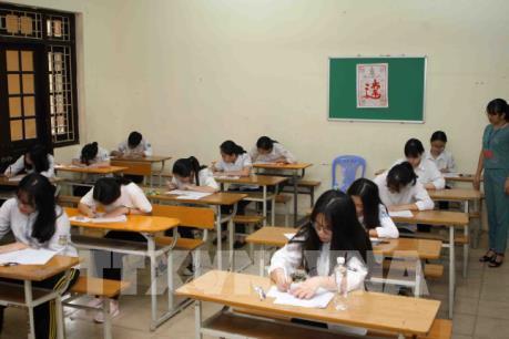 Kỳ thi vào lớp 10 THPT: 62% học sinh có cơ hội vào học tại cơ sở giáo dục công lập