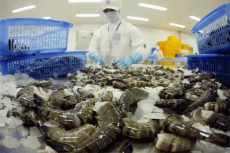 VASEP kiến nghị kiểm soát chặt hoạt động tạm nhập tái xuất tôm qua Trung Quốc