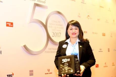Tập đoàn Bảo Việt trong Top 50 công ty kinh doanh hiệu quả nhất năm 2018