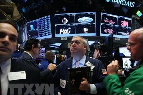 Căng thẳng thương mại Mỹ - Trung tiếp tục chi phối thị trường Phố Wall