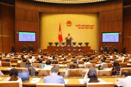 Kỳ họp thứ 5, Quốc hội khóa XIV: Thông qua dự thảo Luật Quốc phòng (sửa đổi)