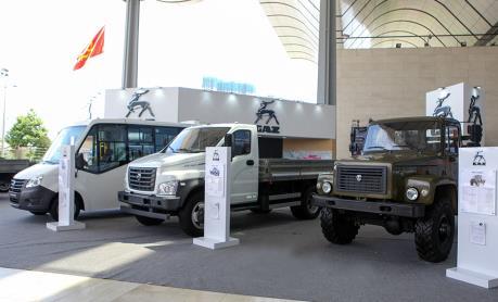 Hãng xe GAZ của Nga có thể lắp ráp xe ô tô tại Việt Nam