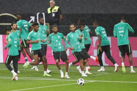 """WORLD CUP 2018: Bảng A - """"Chim Ưng Xanh"""" Saudi Arabia tung cánh"""