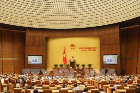 Quốc hội thảo luận về dự án Luật Trồng trọt