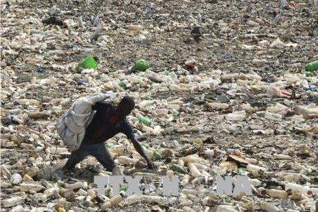 Indonesia quyết tâm xử lý vấn đề rác thải nhựa