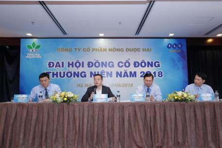 Nông dược HAI thông qua kế hoạch doanh thu 1.850 tỷ đồng