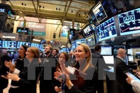 Chứng khoán Mỹ ghi nhận tuần khởi sắc trước thềm cuộc họp của Fed và ECB