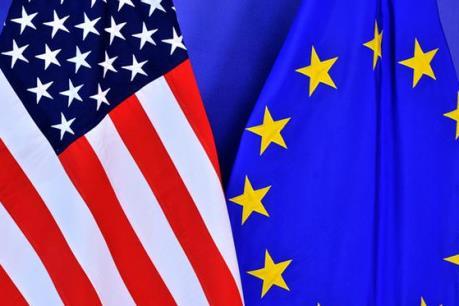 Mỹ và EU nhất trí sớm đối thoại thương mại