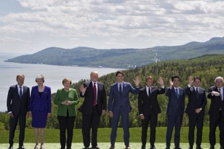 Khai mạc Hội nghị Thượng đỉnh G7