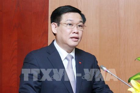 Phó Thủ tướng Vương Đình Huệ: Tăng trưởng nhanh chính là điều kiện để phát triển bền vững