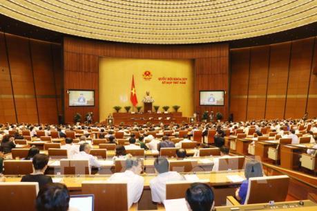 Thể hiện trách nhiệm của đại biểu Quốc hội với cử tri và nhân dân cả nước
