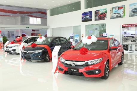 Honda Việt Nam khai trương đại lý ô tô đầu tiên ở khu vực Tây Bắc