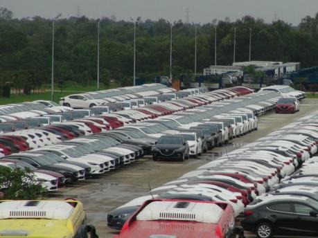 Thị trường xe ô tô lớn nhất thế giới phục hồi