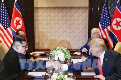 Tổng thống D.Trump khẳng định sự thay đổi trong quan hệ Mỹ-Triều