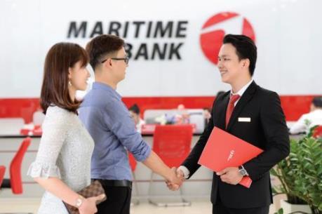 Maritime Bank cấp vốn giá rẻ cho doanh nghiệp