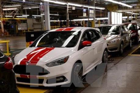 Mỹ đánh thuế ô tô nhập khẩu vì lý do an ninh