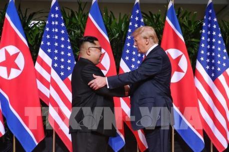 Nga đánh giá cao kết quả cuộc gặp thượng đỉnh Mỹ - Triều