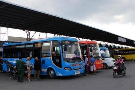 Tp. Hồ Chí Minh còn nhiều vé xe Tết