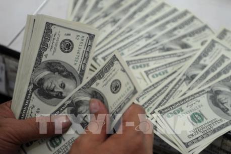 """Đồng USD áp sát mức """"đỉnh"""" của 22 tháng"""