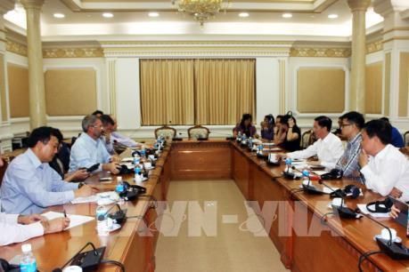 IFC cam kết tiếp tục hỗ trợ TP. Hồ Chí Minh triển khai các dự án PPP