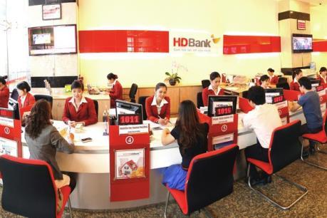 HDBank chốt quyền cổ tức 13% bằng tiền
