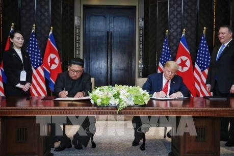 Hội nghị Thượng đỉnh Mỹ-Triều Tiên
